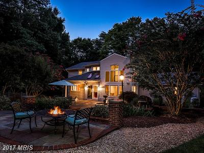 Fairfax Station VA Single Family Home For Sale: $849,999