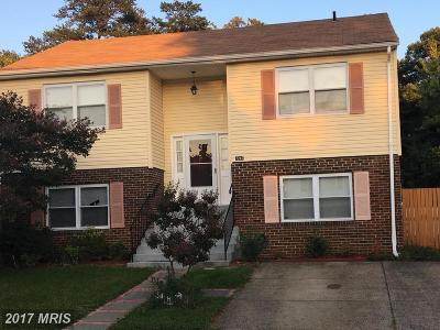 Springfield Single Family Home For Sale: 7247 Beverly Park Drive