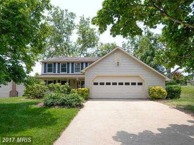 Burke Single Family Home For Sale: 6304 Falling Brook Drive