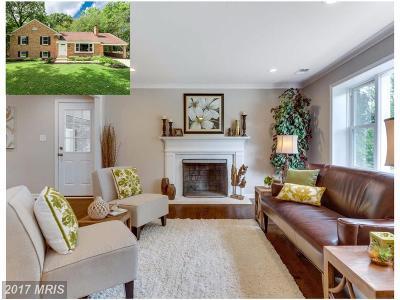 Alexandria Single Family Home For Sale: 8532 Springman Street