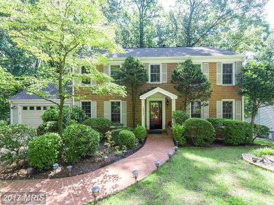 Falls Church Single Family Home For Sale: 3025 Sylvan Drive