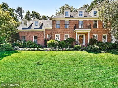 Clifton Single Family Home For Sale: 6808 Compton Heights Circle