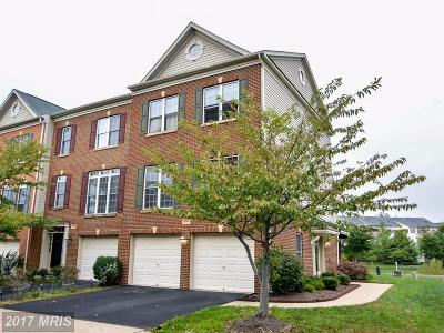 Centreville Townhouse For Sale: 5319 Cupids Dart Drive