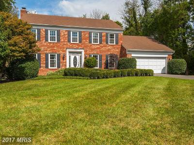 Herndon Single Family Home For Sale: 2651 Ox Road