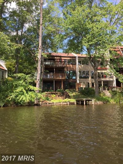 Reston Townhouse For Sale: 1652 Waters Edge Lane