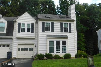 Springfield Rental For Rent: 7933 Gambrill Court