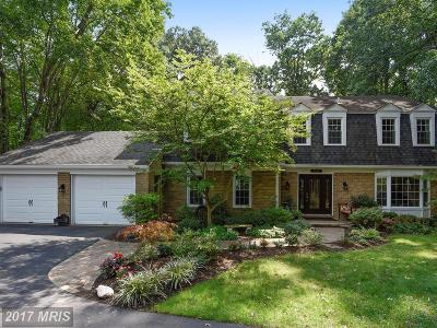 Reston Single Family Home For Sale: 11806 Grey Birch Place