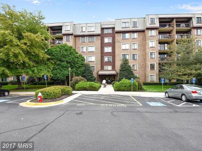 Oakton Condo For Sale: 2817 Jermantown Road #408