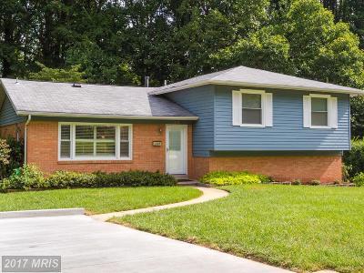Springfield Single Family Home For Sale: 6305 Alberta Street
