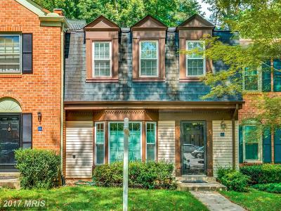 Reston Townhouse For Sale: 2157 Pond View Court