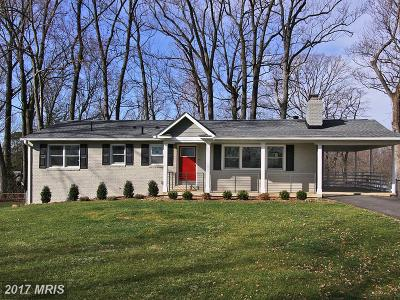 Great Falls Single Family Home For Sale: 904 Constellation Drive