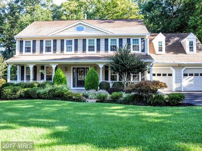 Fairfax Single Family Home For Sale: 10830 Fieldwood Drive