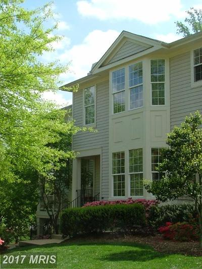Reston Townhouse For Sale: 11407 Gate Hill Place #B