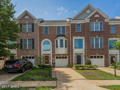 Falls Church Townhouse For Sale: 3432 Diehl Court