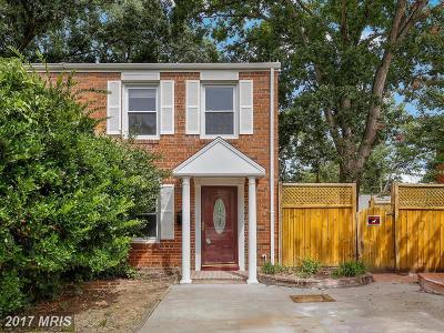 Alexandria Townhouse For Sale: 2212 Huntington Avenue