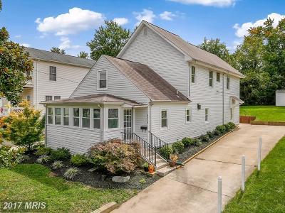 Alexandria Single Family Home For Sale: 3213 Clayborne Avenue