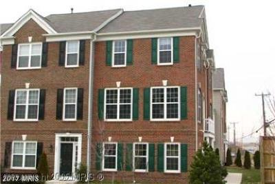 Centreville Townhouse For Sale: 5019 Village Fountain Place