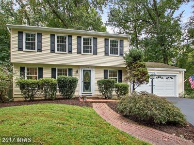 Fairfax Single Family Home For Sale: 11935 Appling Valley Road