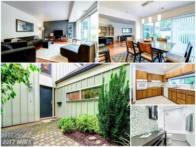 Reston Townhouse For Sale: 11394 Links Drive