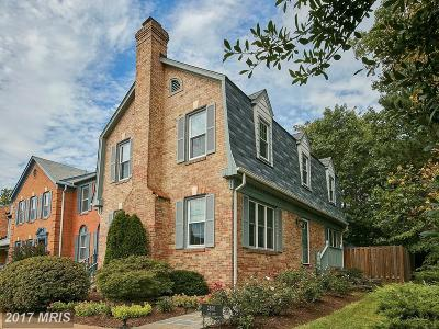 Falls Church Townhouse For Sale: 2850 Yarn Court