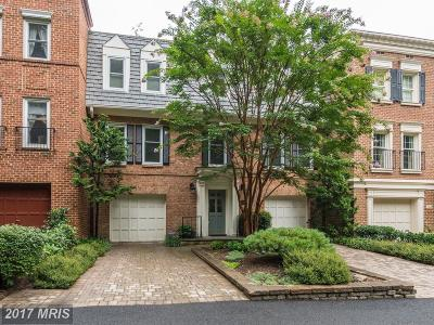 McLean Townhouse For Sale: 1326 Skipwith Road