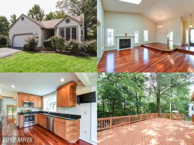 Springfield Single Family Home For Sale: 6745 Anders Terrace