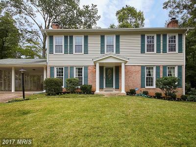 Fairfax Single Family Home For Sale: 5016 Portsmouth Road