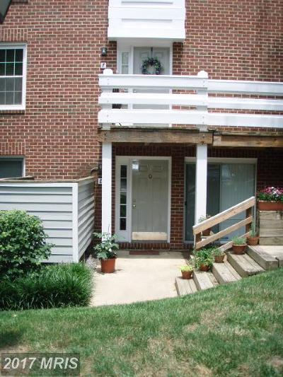 Falls Church Rental For Rent: 3152 Covewood Court #E