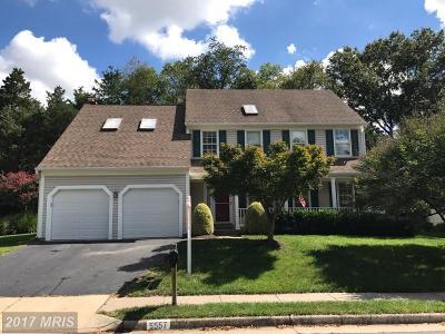 Centreville Single Family Home For Sale: 5557 Cedar Break Drive
