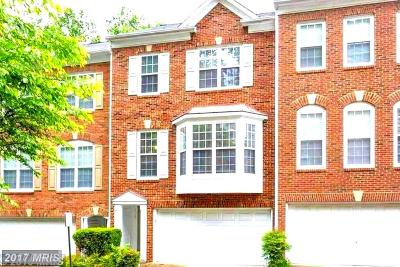 Annandale Townhouse For Sale: 7730 Heritage Woods Way