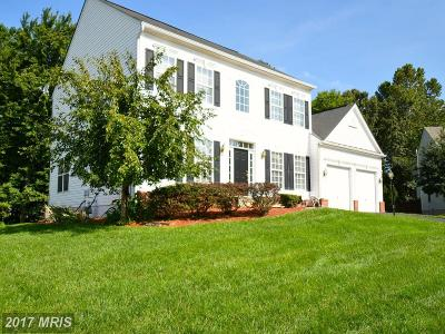 Fairfax Single Family Home For Sale: 8492 Sullenberger Court