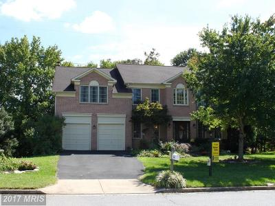 Fairfax Single Family Home For Sale: 5403 Willow Valley Road