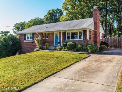 Springfield Single Family Home For Sale: 5954 Kedron Street