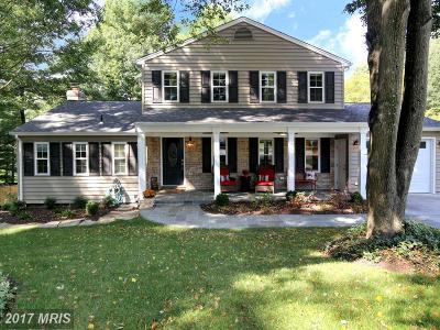 Burke Single Family Home For Sale: 8912 Longmead Court