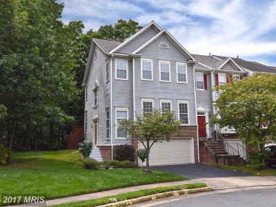 Clifton Townhouse For Sale: 13064 Cobble Lane