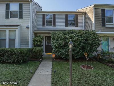 Lorton Townhouse For Sale: 7497 Lone Star Road