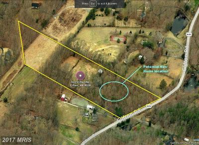 Clifton Residential Lots & Land For Sale: 7412 Clifton Road