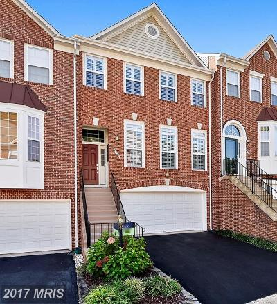 Alexandria Townhouse For Sale: 5625 Governors Pond Circle