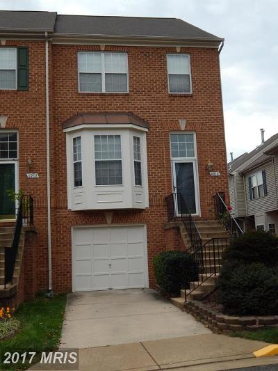 Falls Church Townhouse For Sale: 6012 Madison Overlook Court