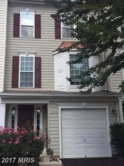 Centreville Rental For Rent: 13946 Sawteeth Way