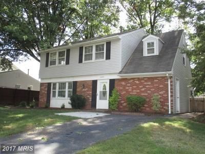 Fairfax Rental For Rent: 13207 Pennerview Lane