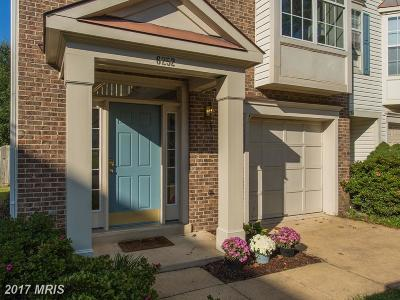 Centreville Townhouse For Sale: 6252 Clay Pipe Court