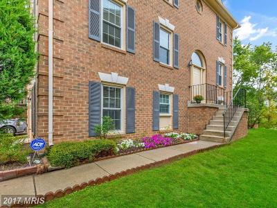 Alexandria Townhouse For Sale: 5952 Norham Drive