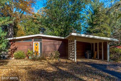 Falls Church Rental For Rent: 2931 Pine Spring Road