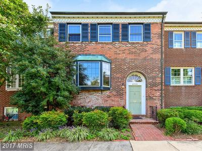 Alexandria Condo For Sale: 6324 Golf Course Square