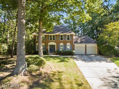 Reston, Herndon Single Family Home For Sale: 11869 Fawn Ridge Lane