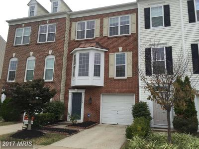 Fairfax Townhouse For Sale: 3191 Stonehurst Drive