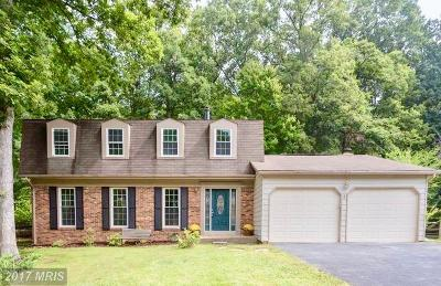 Fairfax Single Family Home For Sale: 2502 Freetown Drive