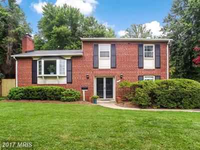 Falls Church Single Family Home For Sale: 6711 Haycock Road