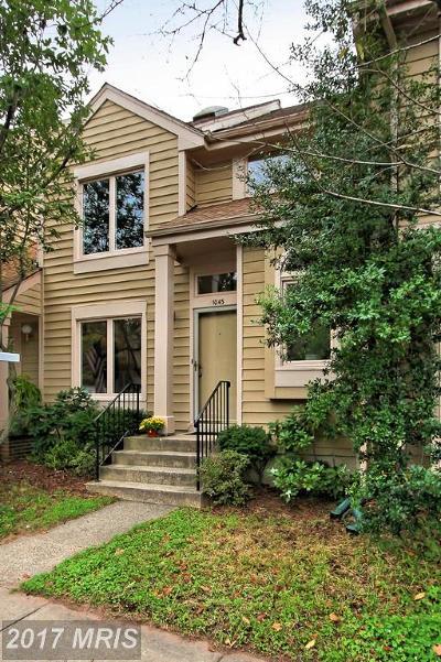 Herndon Townhouse For Sale: 1043 Elder Court